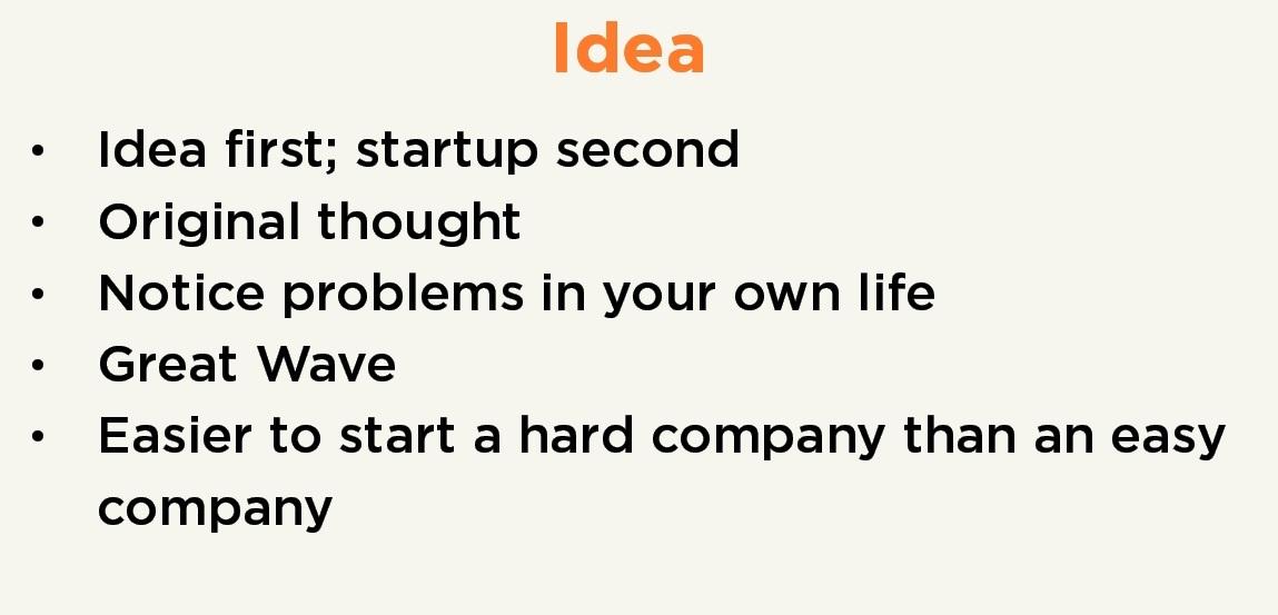 Школа стартапов 2017 от Y Combinator: «Зачем?» (часть вторая) - 3