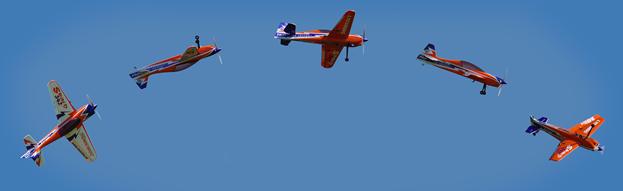 Первенцы МЕГА Accelerator: год свободного полета - 1