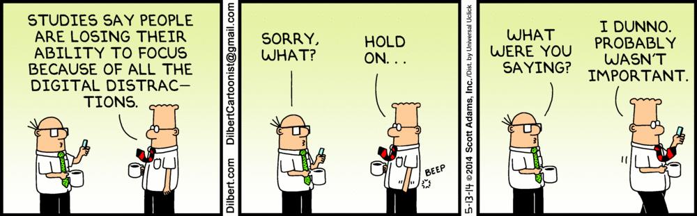 Как не дать отвлекать себя от работы. Советы и слэк-бот - 2