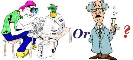 programmer or scientist