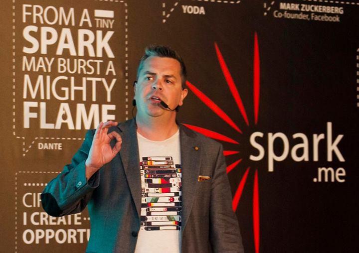Отчет о стартап конференции Spark.me