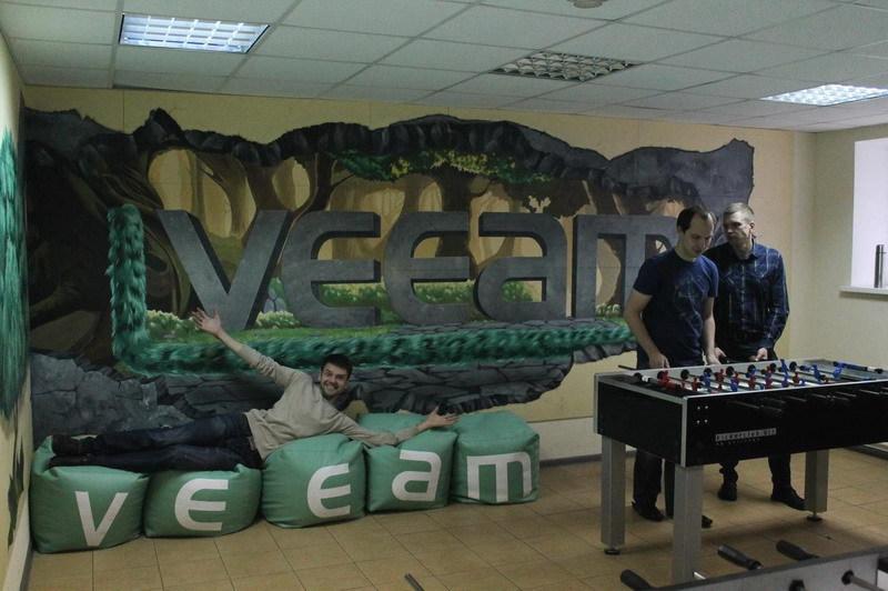 Отдел технического сопровождения Veeam