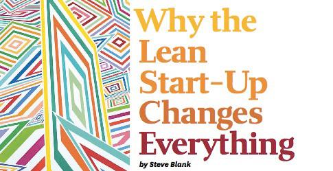 Почему бережливый стартап все изменил?