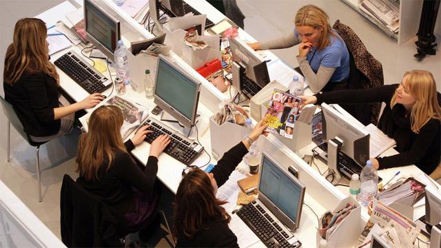 В офисах открытого типа сотрудники чаще болеют и хуже работают