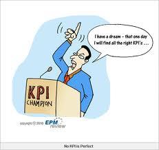 Внедрение KPI задом наперед