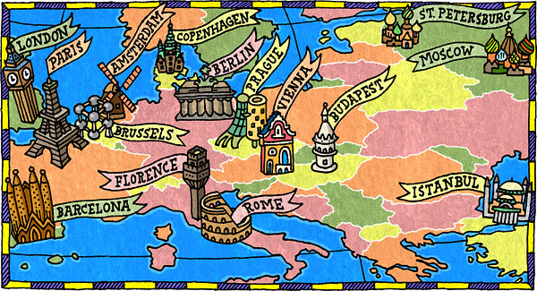 Языки в Европе: когда перевод имеет смысл?